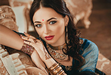 Professional Makeup in Mumbai at Satish Kargutkar