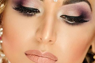 Gujarati Traditional Makeup - Satish Kargutkar