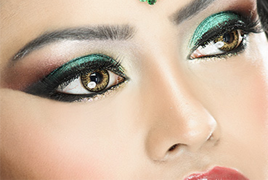 Eye Lashes Makeup at Satish Kargutkar