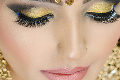 Eye Lashes at Satish Kargutkar
