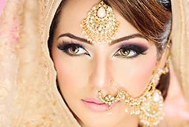 Bridal makeup in Mumbai at Satish Kargutkar